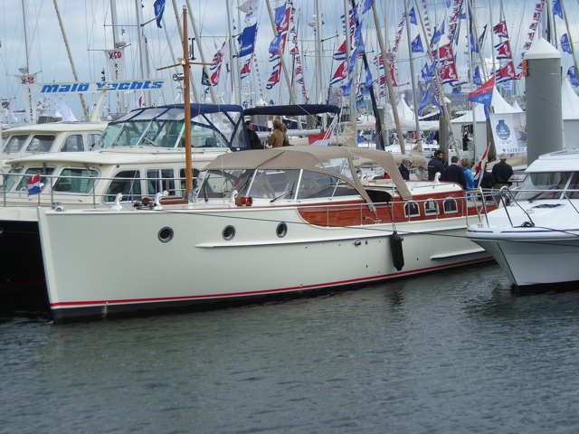 3 - Chris Craft - Corsair 28 4 - Frauscher - St. Tropez. Attached Images