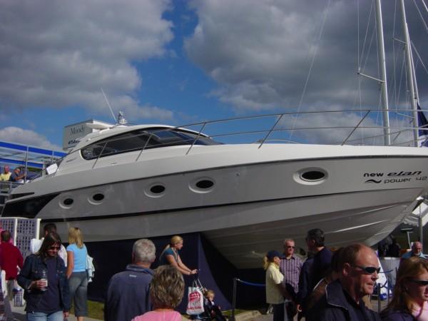Southampton, UK - Boat Show Tour - 25-Sept-2005 - YachtForums.