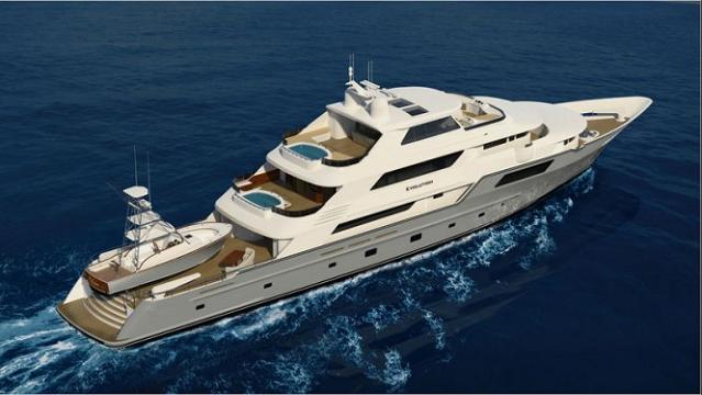 New design trinity 50m 39 evolution 39 explorer yacht trinity news am - Interieur bateau de luxe ...