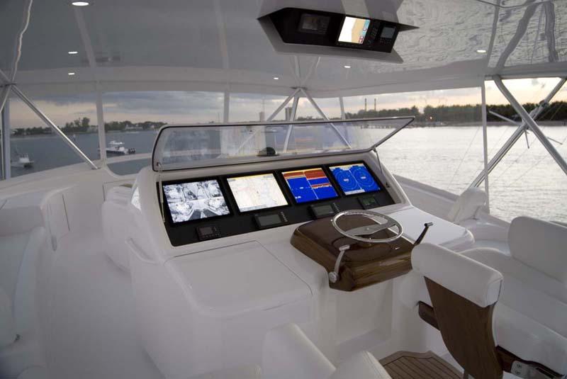 Review Viking 82 Sportfish Convertible Viking Yacht