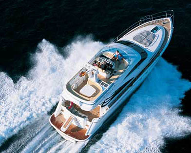 Fairline 58' Squadron. Attached Images