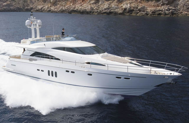 New Fairline 68' Squadron... - YachtForums.