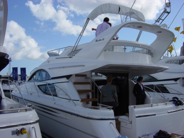 12 - Fairline Phantom 46. Attached Images
