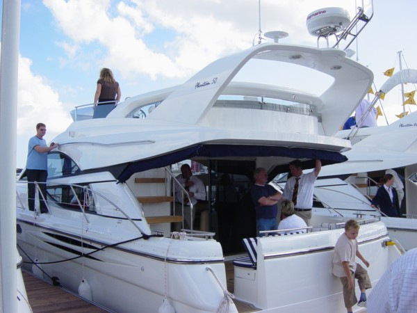 13 - Fairline Phantom 50. Attached Images