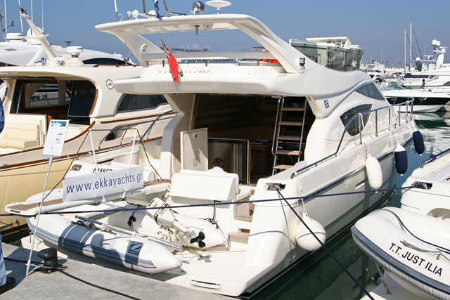 pic 20 - Ferretti 460. Attached Images