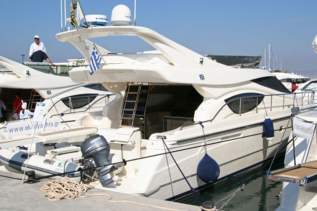 pic 21 - Ferretti 550 - JUST ILIA. Attached Images