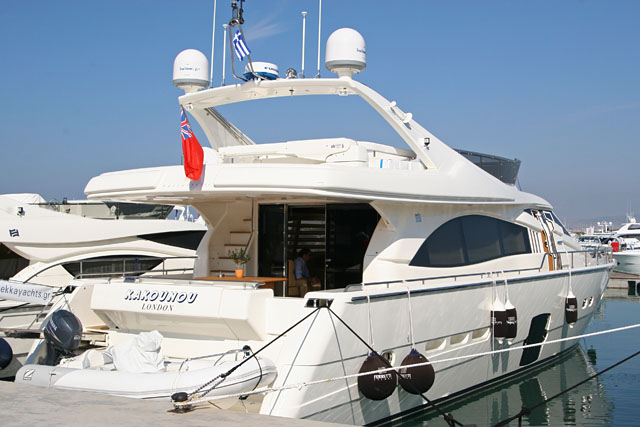 pic 19 - Ferretti 731 - KAKOUNOU. Attached Images