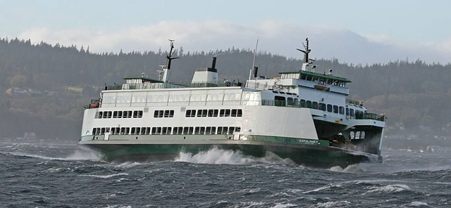 Bainbridge Ferry Car Cost