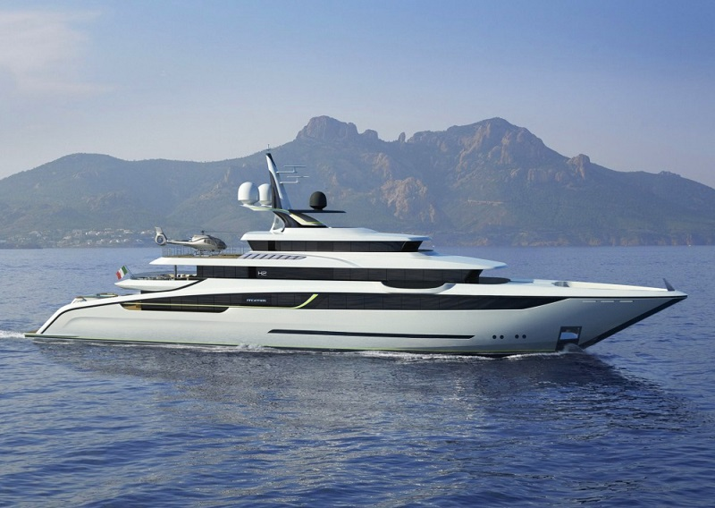 fincantieri yacht news  reviews and features