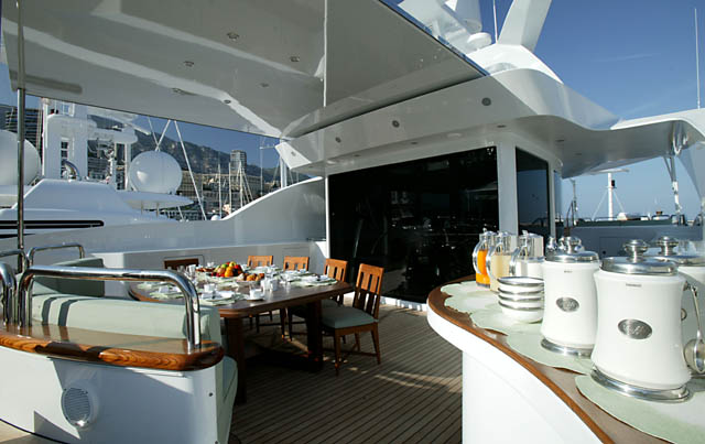 "Review: Benetti Yachts ""Galaxy"" - YachtForums."