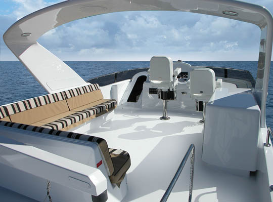 Review: Hatteras 64' Motor Yacht - YachtForums.