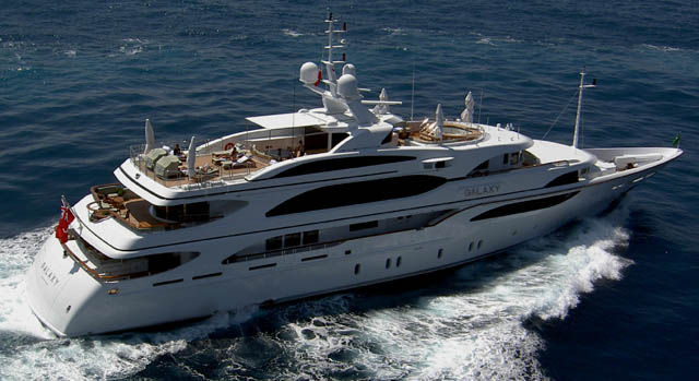 Plans are also underway to design an over-50 meter motoryacht capable of ...