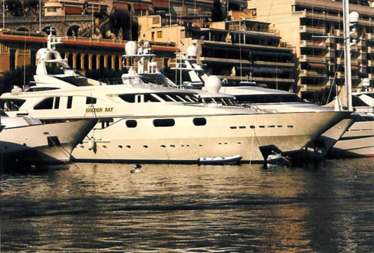 Golden Bay by Benetti Yachts