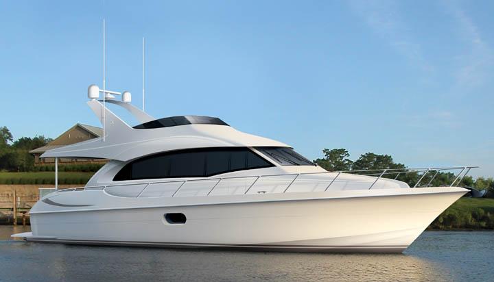 Hatteras Yachts 110 N. Glenburnie Road New Bern, NC 28560 252.634.4820