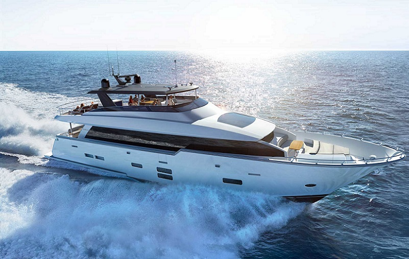 Hatteras Launches 90-foot Motor Yacht.jpg