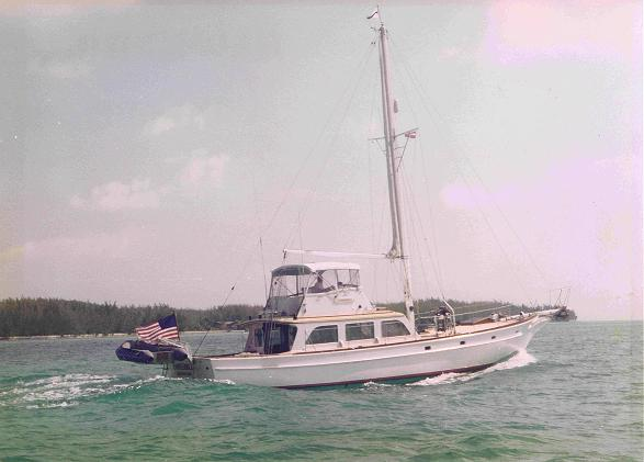 Motor Sailers By Philip Rhodes John Alden Page 4 Yachtforums Com