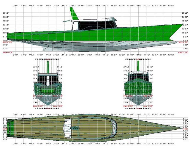 How to get Aluminum trawler boat plans | Nurbia