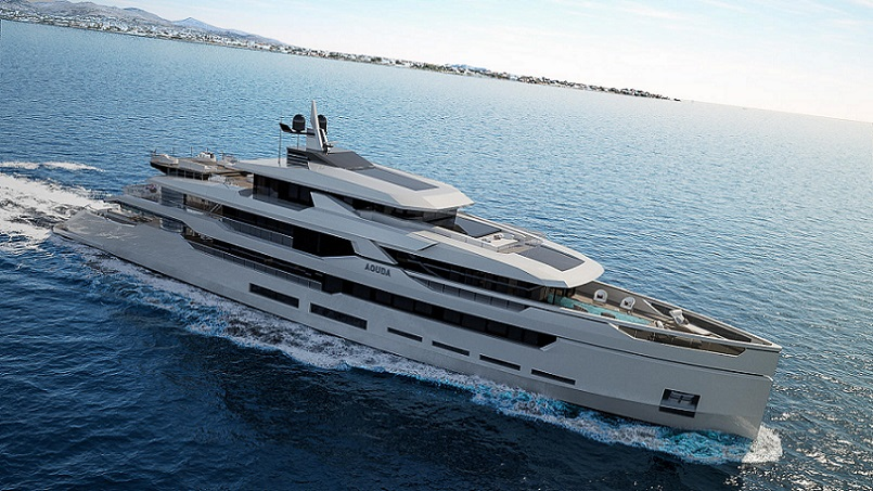 News: Hot Lab 63M Concept 'Aouda' For Sarp Yachts - Yacht