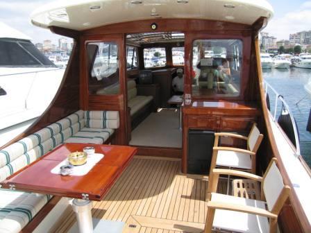 Picnic/Lobster boats: Hinckley, San Juan, etc - Page 2 - YachtForums.