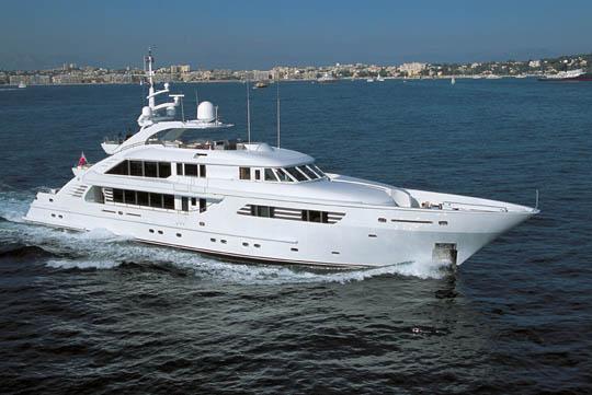 Review: Rodriguez Group - ISA Yachts 156' Italian