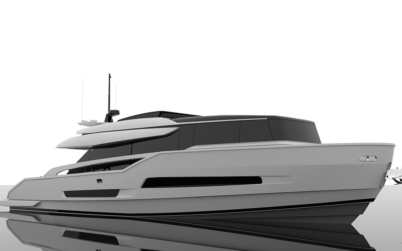 News: ISA Sells First EXTRA 86 At Cannes - ISA Yacht
