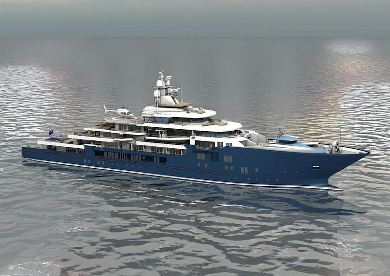 Kleven Yachts attains order for 116M Expedition Superyacht.jpg