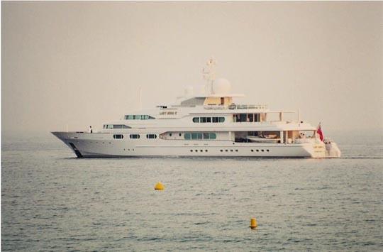 Amels Yachts - Lady Mona K - Amels Yacht | YachtForums: We