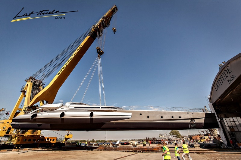Latitude Yachts Launch 53M trimarans Galaxy and Galaxy of Happiness (3).jpg