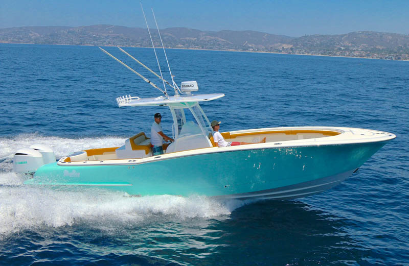 Mag Bay Yachts - center console - General Yachting Discussion ...