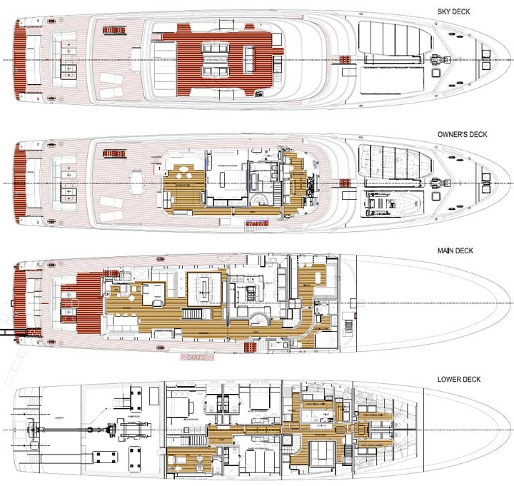 """Do It Yourself Home Design: Review: MCC 147' """"Marco Polo"""" Expedition Yacht"""