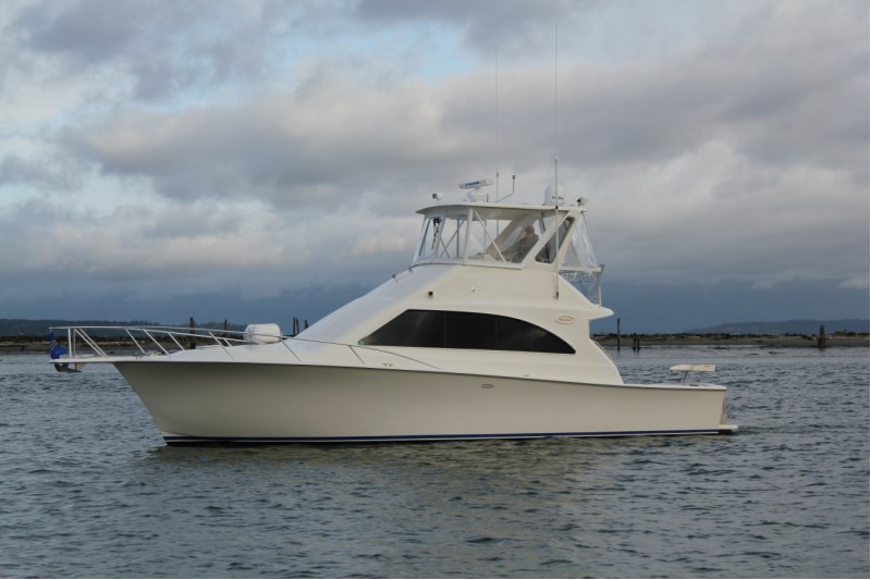 Ocean Yachts 40' Sportfish questions - YachtForums.