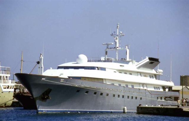 Nabila Trump Princess Kingdom 5kr Pics Benetti Yacht