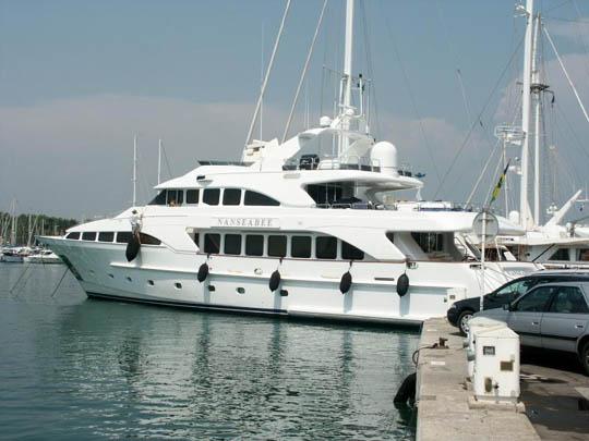 Benetti Yachts - Nanseabee