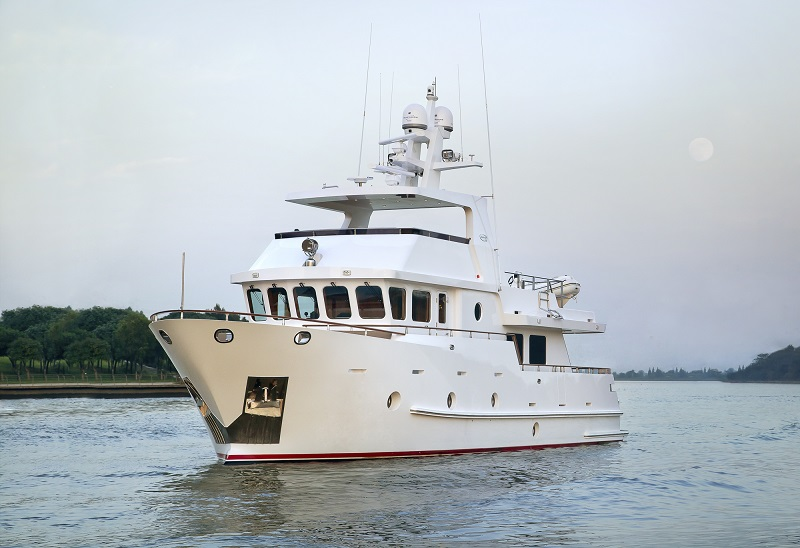 New Bering 65 under construction.jpg