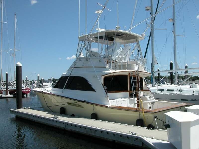 First season with '87 Ocean 44 Super Sport - YachtForums.