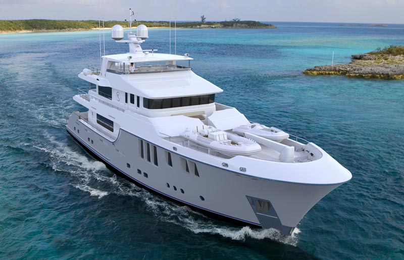 Special Feature: Nordhavn's New 120' Expedition Yacht - Nordhavn Yacht | YachtForums: We Know