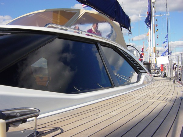 23 - Oyster 72 - Love those sleek looking sail yachts. Attached Images