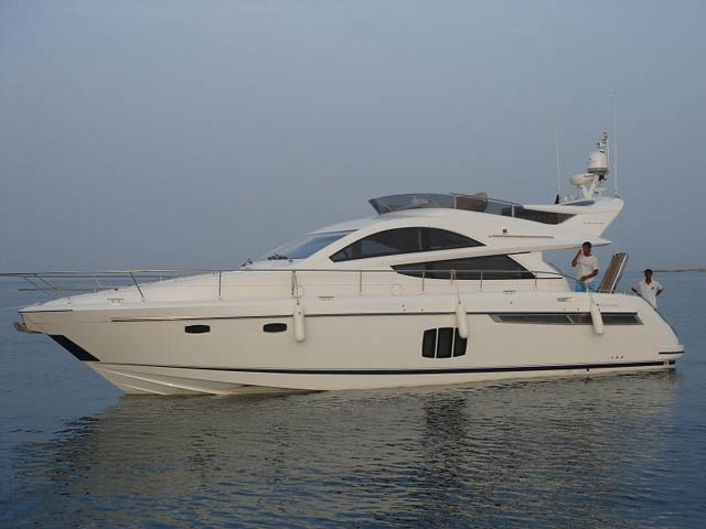 I used to have a Fairline Phantom 48 until a year ago and only had great ...