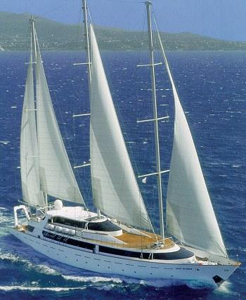 BIG Sail Boats