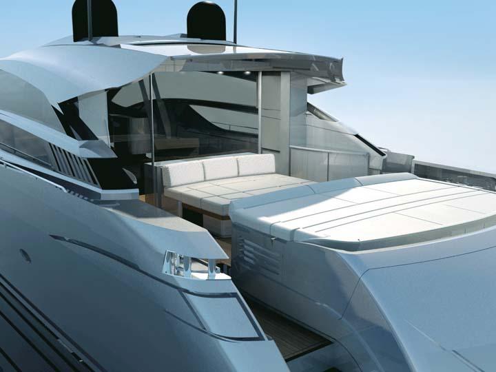 Pershing Yachts Viale Marche, 2/4 61030 Castelvecchio, Italy