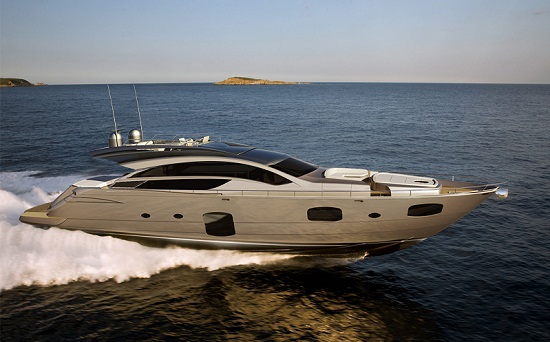 Pershing Yachts · New model: Pershing 82' Ex