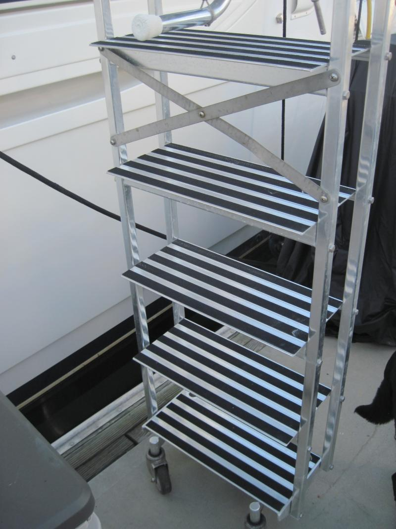 Marquipt 6 Step Sea Stairs For Sale Sold Buy Sell Trade
