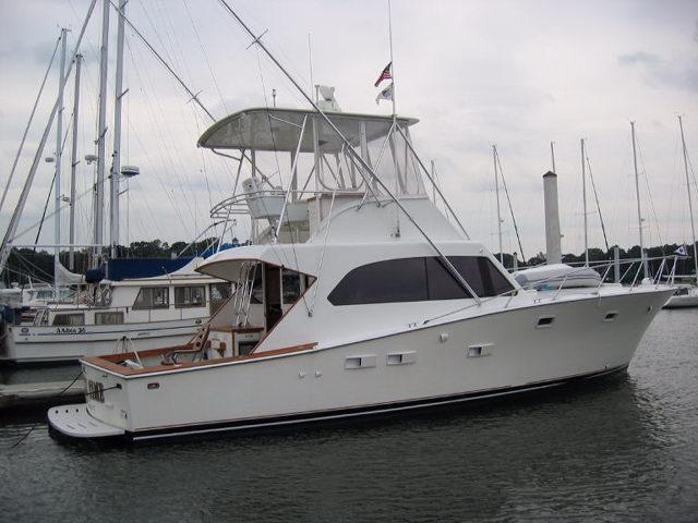seeking info on 40' Viking - Viking Yacht | YachtForums: We Know Big
