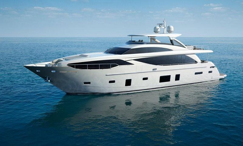 new model  princess yachts unveil new 30  u0026 39 m u0026 39