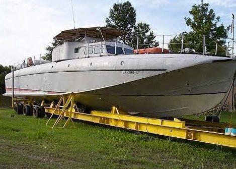Aluminum PT Boat - Chris Craft Roamer Yacht | YachtForums: We Know Big ...
