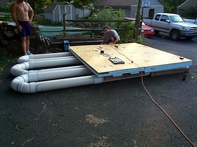 Pvc Pipe Boats Yachtforums Com