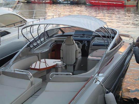 Riva Sport Yachts at Barcelona Show... - YachtForums.