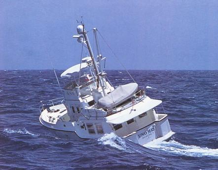 Motor & Sailing Vessels (MotorSailer) - General Sailing