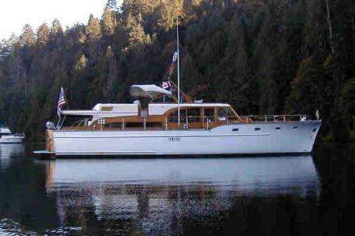 Looking for wooden boat builder yacht designers