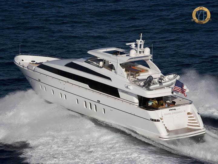 San Lorenzo Yachts - YachtForums. Courtesy www.yachtforums.com